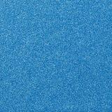 Papier bleu de charme de scintillement photo stock