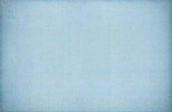 Papier bleu de cru Photos libres de droits