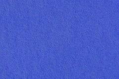 Papier bleu de texture Photo libre de droits