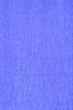 Papier bleu froissé scrapbooking Photo libre de droits