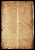 Papier brun antique Photos stock