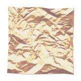Papier brun de couverture Illustration Libre de Droits
