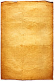 Papier chaud de cru Image stock