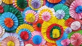 Papier coloré Image libre de droits
