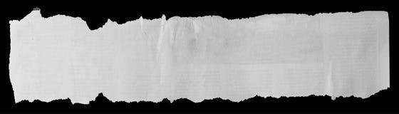 Papier déchiré photographie stock libre de droits