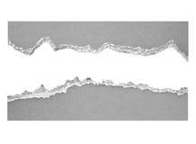 Papier déchiré, morceau de papier déchiré Photo libre de droits