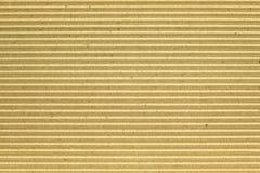 Papier déchiré texturisé de carton Photographie stock