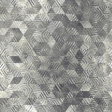 Papier d'aluminium sans couture et texture de Tileable Photographie stock libre de droits