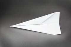 Papier d'avion Photos libres de droits