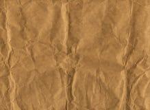 Papier de Brown (XXL) Photos libres de droits