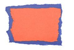 Papier de chute Photo libre de droits