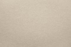 Papier de couleur crème pâle avec la texture à jour Photo libre de droits