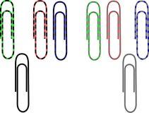 papier de couleur de clips illustration stock