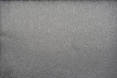 Papier de crêpe métallique de couleurs d'argent naturel de textures bout droit de 40 pour cent Photographie stock libre de droits