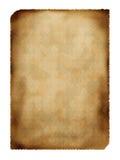 Papier de cru Image libre de droits