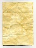 Papier de cru d'Onl images stock