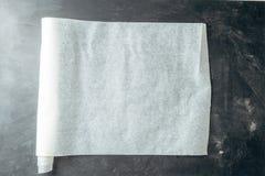 Papier de cuisson Image libre de droits