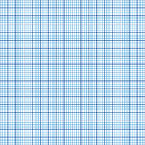 Papier de graphique vide - fond de places Images stock