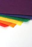 Papier de métier Image stock