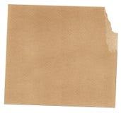 Papier de métier Photographie stock