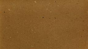 Papier de métier de Brown avec la texture image libre de droits