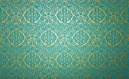Papier de mur avec la configuration de tissu Image stock