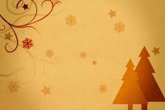 Papier de Noël Images stock