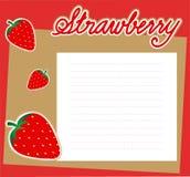 Papier de note Image libre de droits