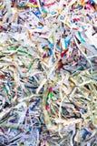 Papier de réutilisation Photographie stock libre de droits