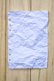 Papier de réutilisation Photos stock
