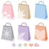 papier de sac Images libres de droits