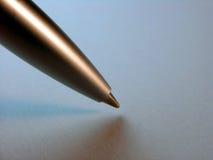 Papier de signature Photos libres de droits