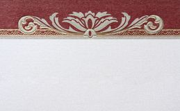 papier dekoracyjny wzór Obraz Stock