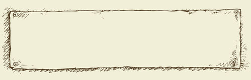 Papier dołączający z szpilkami rysuje tła trawy kwiecistego wektora ilustracja wektor