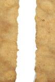 papier drzejący rocznik Zdjęcia Royalty Free