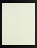 Papier en ivoire de couleur photographie stock