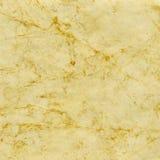 Papier fabriqué à la main jaune Photographie stock
