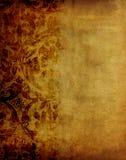 Papier floral de cru Images libres de droits