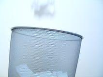 Papier gaspillé Photographie stock