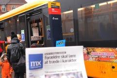 PAPIER GRATUIT DE MX Image stock