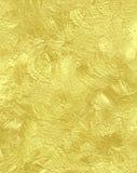 Papier grunge de conception d'or Photo libre de droits