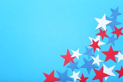 papier gwiazdy zdjęcie royalty free