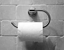 Papier hygiénique photo stock