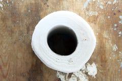 Papier hygiénique images stock