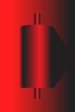 Papier hygiénique de l'espace illustration de vecteur