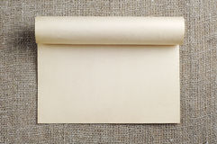 Papier i grabić obraz stock