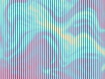 papier iridescent de Digital de fond de modèle de l'hologramme 300dpi illustration de vecteur