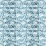 Papier numérique de texture de toile de jute - tileable, modèle sans couture Images stock