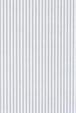 Papier ondulé blanc Photo stock