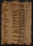 papier papirus Obraz Stock